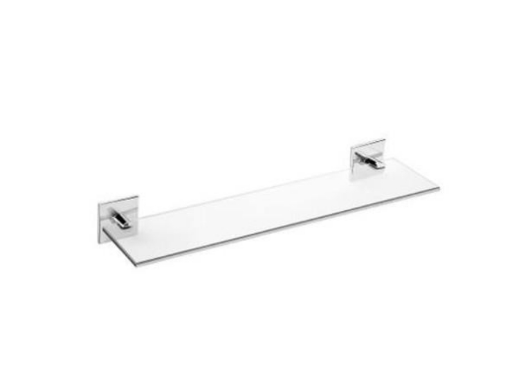 BATH+ DUO SQUARE ESTANTE VIDRIO 40cm