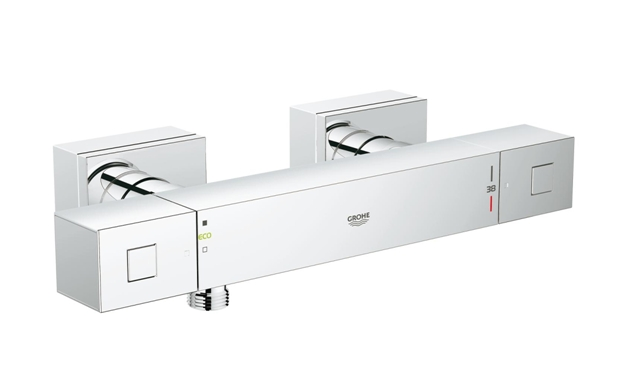 Cube grohe for Ducha termostatica grohe