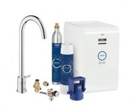 GRIFO COCINA GROHE BLUE CHILLED SPARKLING