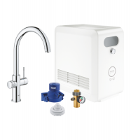 STARTER KIT CAÑO C BLUE PROFESSIONAL GROHE
